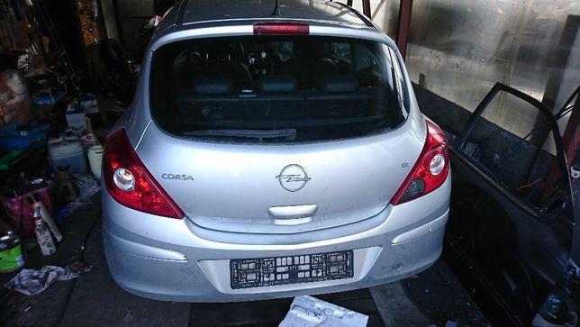 Opel Corsa D europa Z157 blachy