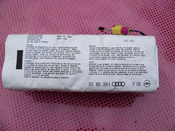 Audi A4 B6 B7 Poduszka powietrzna pasażera