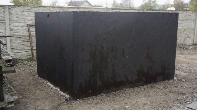 4m3-4000L Szambo betonowe, gwarancja szczelności szamba betonowe