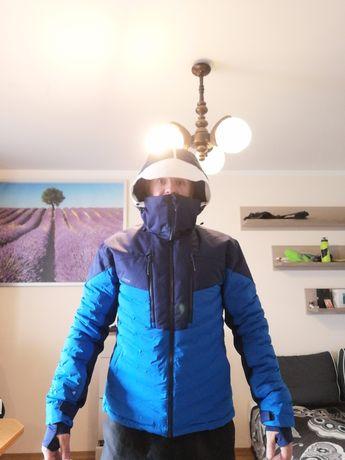 Kurtka narciarska Wedze piste 900 Warm