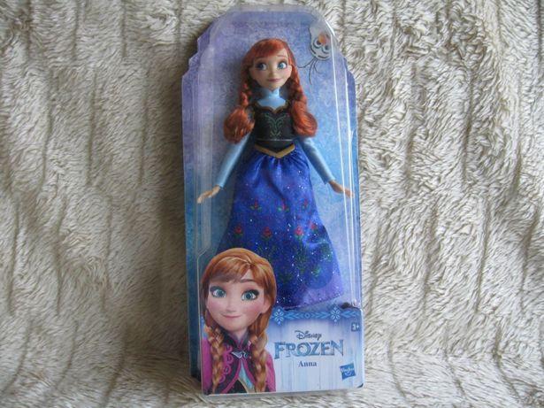 Nowa Lalka Disney Frozen Anna