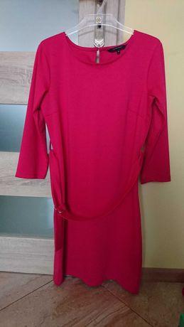 Sukienka czerwona 38