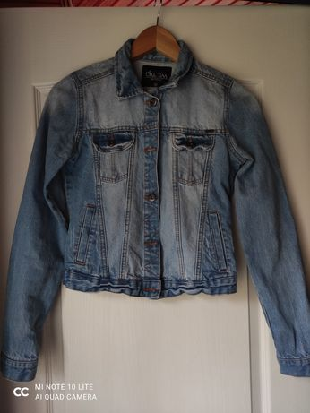 Katana jeansowa Cropp