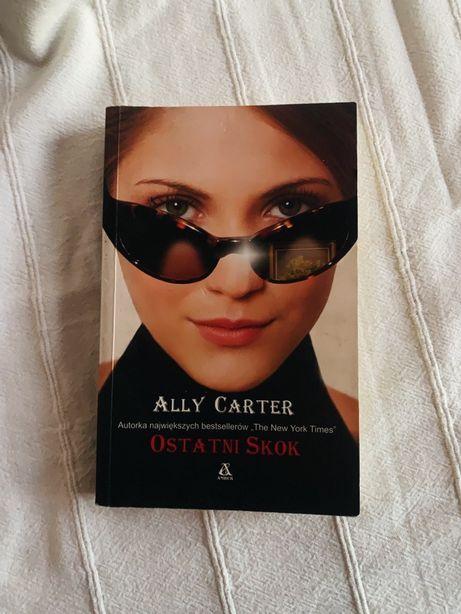 Ostatni skok Ally Carter