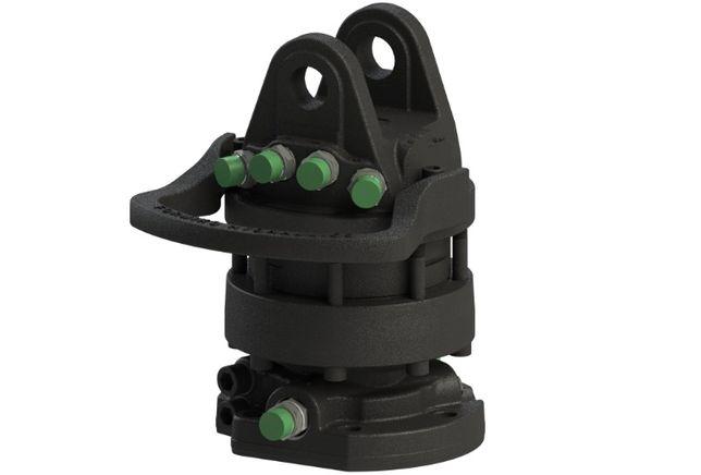 Rotator hydrauliczny / obrotnica / 6 Ton / T / 1 Osłona / Gwarancja