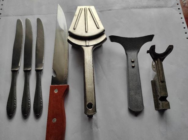 Ножи, ножи точилка, открывалка