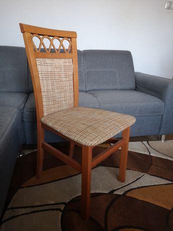 4 krzesła :: Komplet 4x Krzesło, kolor Olcha