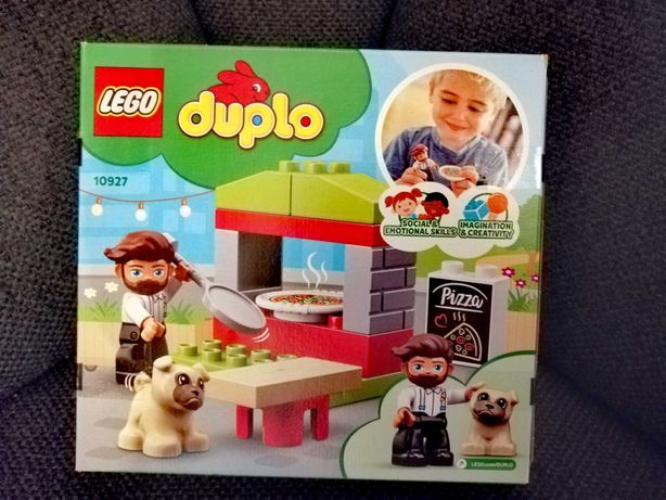 Lego duplo pizza 10927 używane