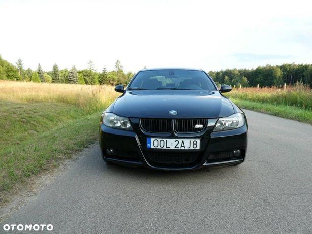 BMW Seria 3 M pakiet. Alcantara. PDC. Navi. Serwis ASO. Zarejestrowany