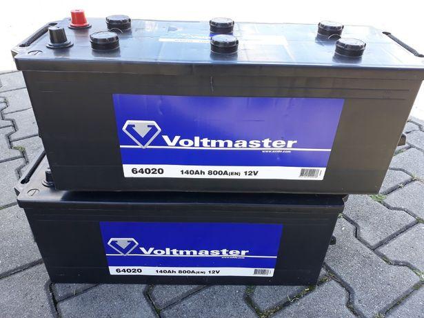 Nowy akumulator 140Ah 800A 12V Voltmaster