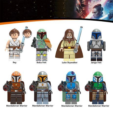 Bonecos minifiguras Star Wars nº59 (compativel com lego)