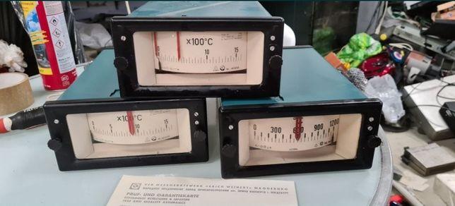 Wskaźniki temperatury