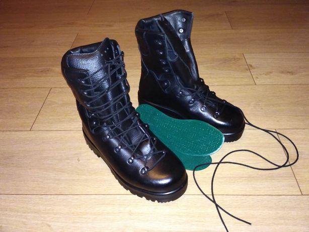 Buty wojskowe zimowe rozmiar 26