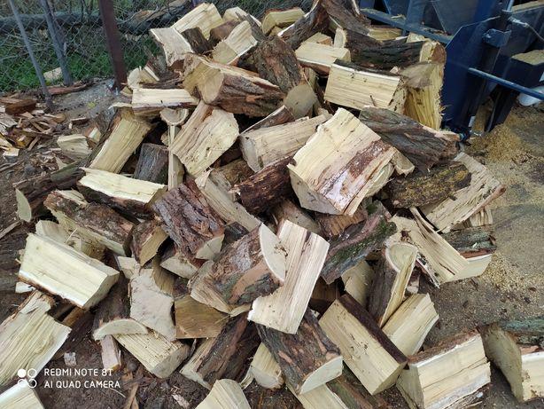 Drewno opałowe uczciwe metry