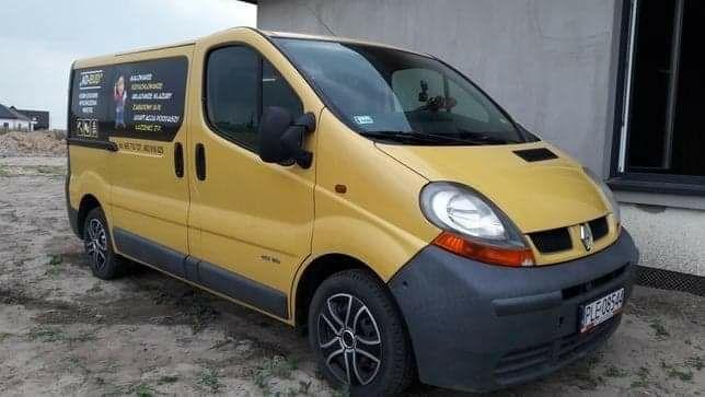 Renault Trafic 1.9 dci !! Polecam !!
