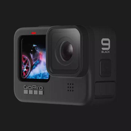 Екшн-камера GoPro Hero 9 (Black)