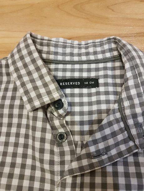 Koszula z krótkim rękawem Reserved 110