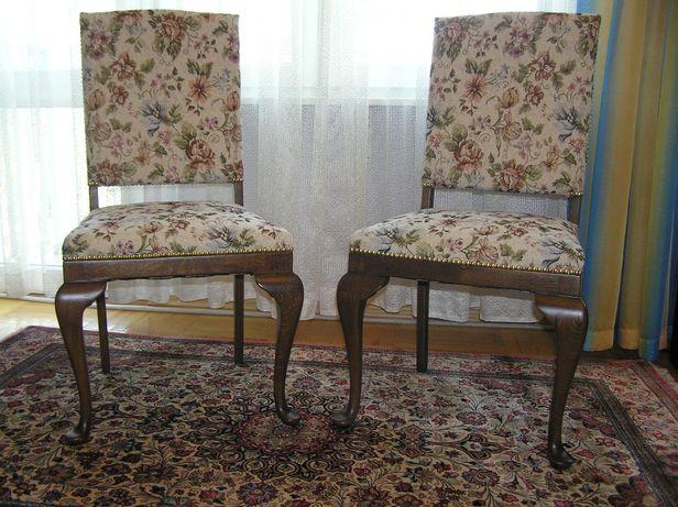 Krzesła w stylu Ludwik XIV. Oryginał.
