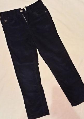 Штаны вельвет ,темно-синие , рубашка ,туфли
