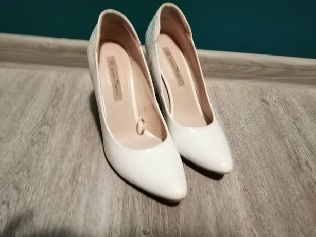 Buty do ślubu...