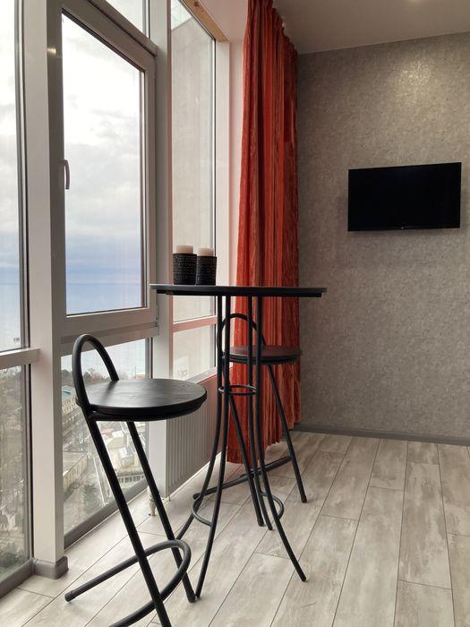 Аркадия. Новая студия с панорамным видом на море. Своя-1