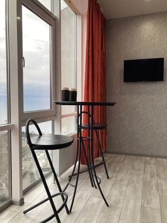 Аркадия. Новая студия с панорамным видом на море. Своя
