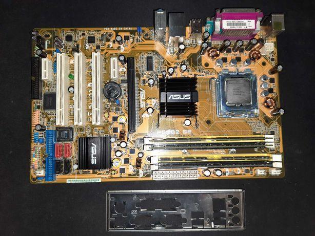 Комплект Socket775 P5LD2SE+Pentium D820+4Gb DDR2-800