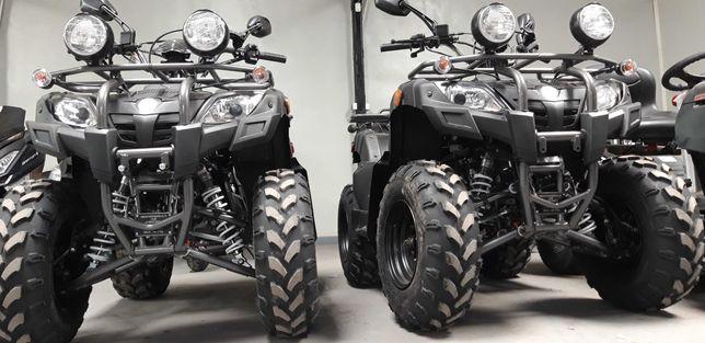 Quad ATV Barton Mikilon 180 homologacja 2020 raty RATY Benyco Kymco tg