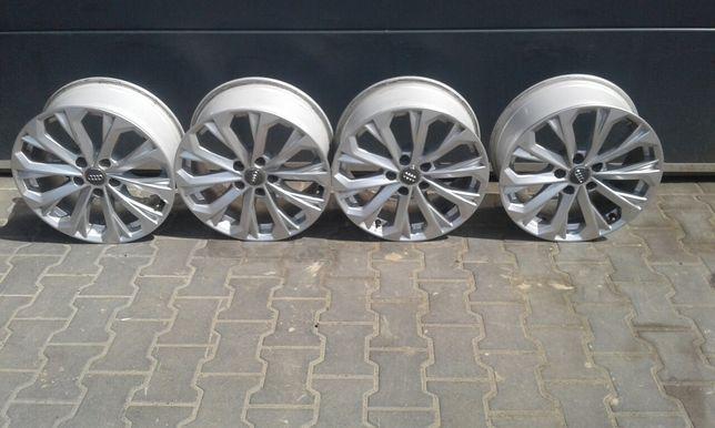Audi 17' 7,5j et 38 Alufelgi