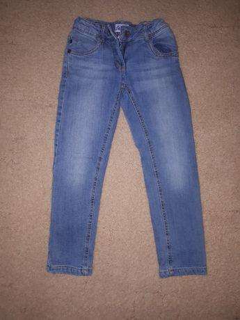 Утеплені джинси на 6 років
