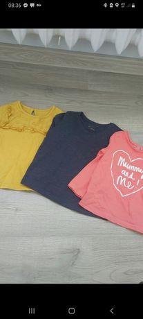 Bluzeczki dziewczęce 12-18 primark