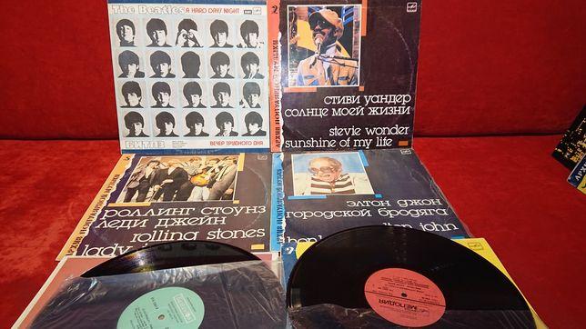 Płyty Winylowe Best Lata 70'te zestaw nr 4