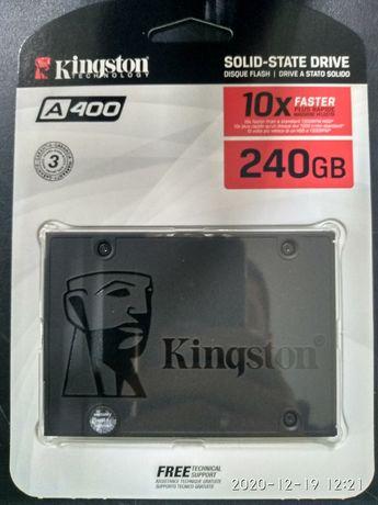 Твердотільний накопичувач SSD Kingston