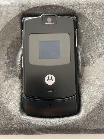 Motorola Black RZRV3