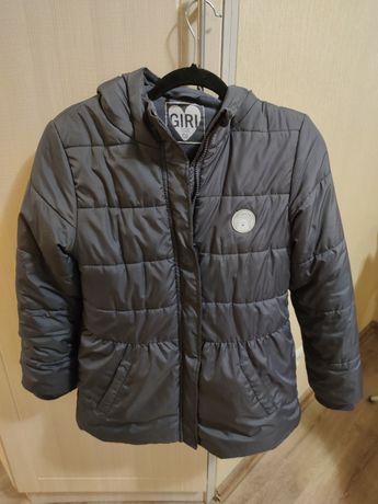 Куртка демисезонная на девочку Cool club 158