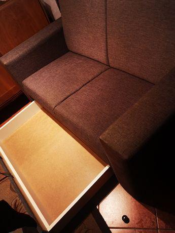 Kanapa z pojemnikiem (brak funkcji spania)