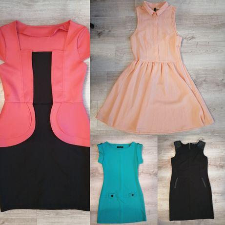 Sukienki rozmiar s-m