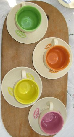 Сервіз кофейний , Сервиз кофейный ,чашки ,Espresso, еспресо