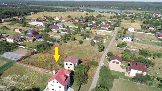 Продам недострой в Забирье 160 м2 15 соток лес озеро