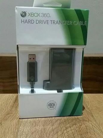 Hard Drive Transfer Cable XBOX360 - Oficial - Novo e Selado