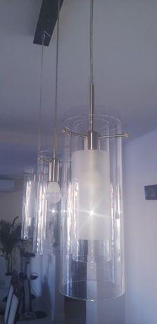 Lampa wisząca nad stół