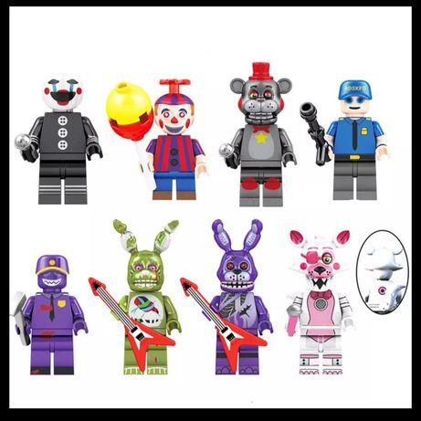 Аниматроники лего