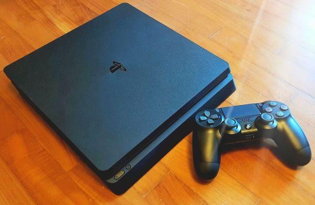 Playstation 4 Slim, PS 4 Slim