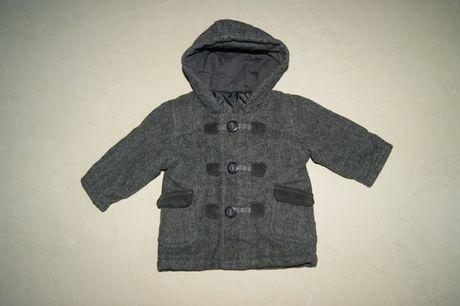 74 kurtka płaszczyk chłopiecy