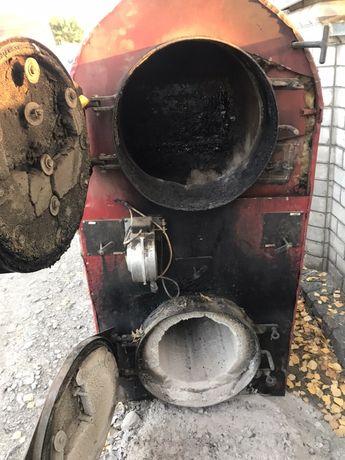 Ziehbart пиролизный котел 50 кВт