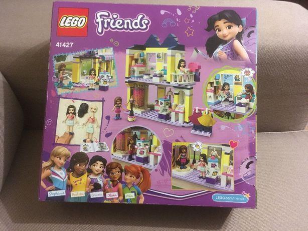Nowe Lego Friends 41427 Butik Emmy
