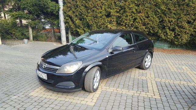 Opel Astra H GTC 1.4 90 km Benzyna+Lpg