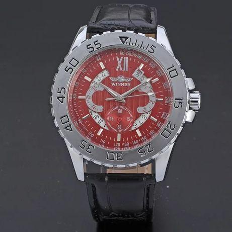 Zegarek mechaniczny T-Winner z pudełkiem prezent