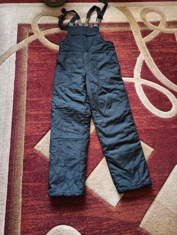 Зимові штани комбінезон 50 розмір