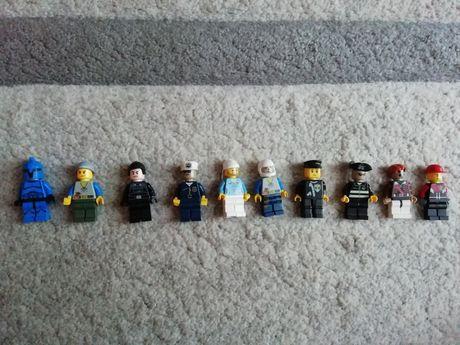 Lego ludziki 10 szt
